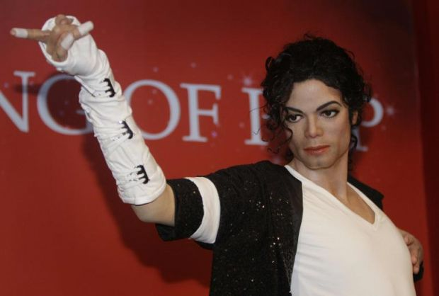 Statua Michael Jackson 5