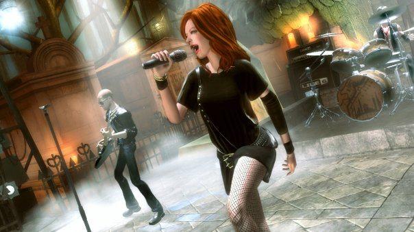Guitar Hero 5 - Shirley Manson 3