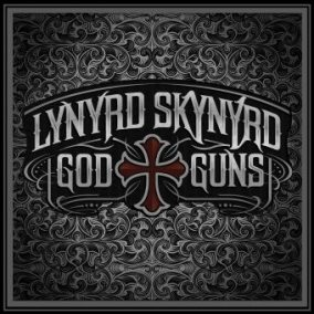 Lynyrd Skynyrd - God Guns - artwork