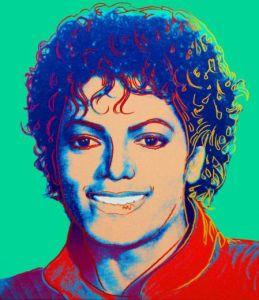 Michael Jackson ritratto