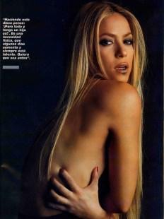 Shakira posa per Gente Magazine 3