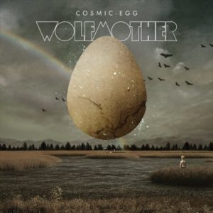 Wolfmother - Artwork di Cosmic Egg