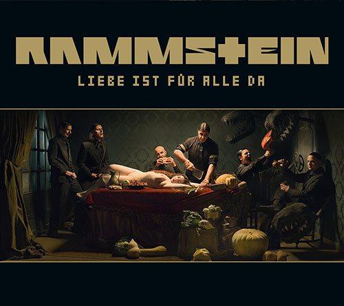 """Rammstein: """"Liebe ist für alle da"""" messo al bando in Germania"""