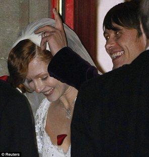 Mark Owen ed Emma Ferguson 2