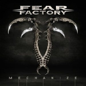 Fear Factory artwork di Mechanize