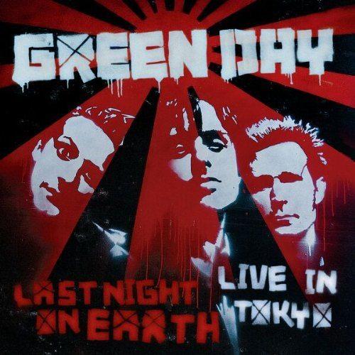 """Green Day: """"Last Night on Earth: Live in Tokyo"""" è il nuovo EP dal vivo. La tracklist e l'artwork"""