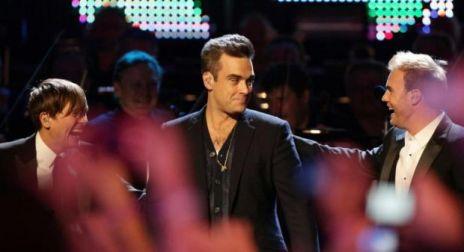 Robbie Williams e i Take That 1