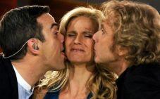 Robbie Williams e Michelle Hunziker 3