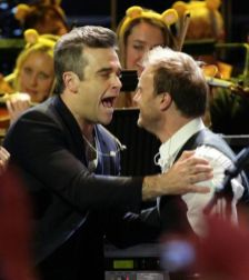 Robbie Williams e Gary Barlow 2