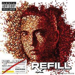 Eminem - Artwork di Relapse: Refill