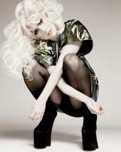 Lady GaGa su ELLE 1