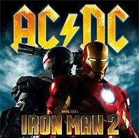 AC-DC Iron Man 2 - Artwork