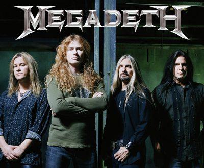 """Megadeth: ascolta il nuovo brano """"Sudden Death"""" scritto per """"Guitar Hero: Warriors of Rock"""""""