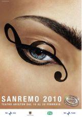 Sanremo 2010 - Manifesto