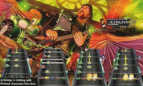 "Primo trailer del ""Guitar Hero: Warriors of Rock"""