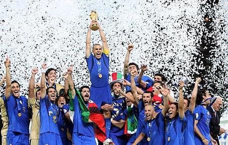 Vota il miglior brano che ha rappresentato l'Italia ai mondiali