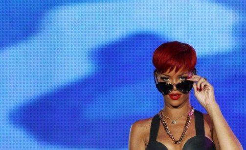 Rihanna Live a Madrid 9