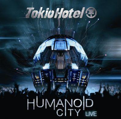 """Tokio Hotel: """"Humanoid City Live"""" il nuovo live in versione CD/DVD"""