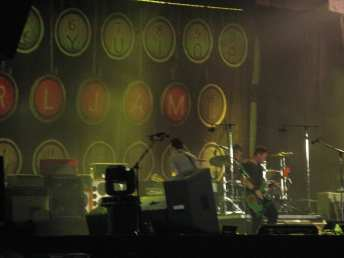 I Pearl Jam all\'HJF 2010 - 49