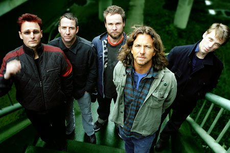 Pearl Jam ad Aprile in studio per un nuovo album entro l'anno