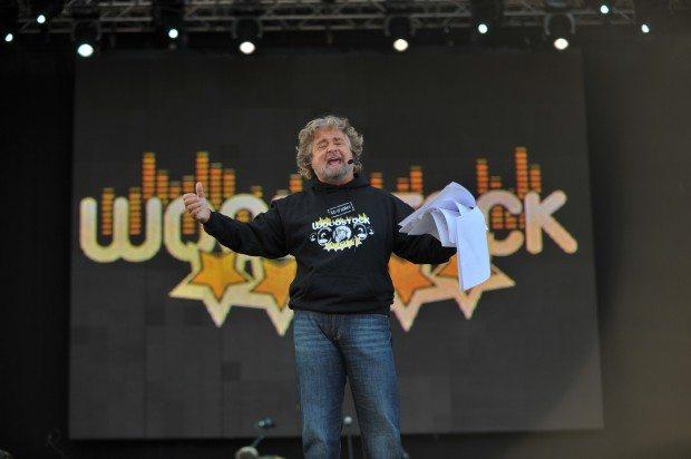 Woodstock 5 stelle, la due giorni di musica e politica a Cesena