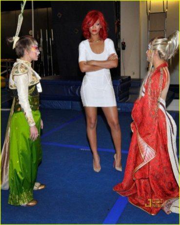 Rihanna e Katy Perry 2