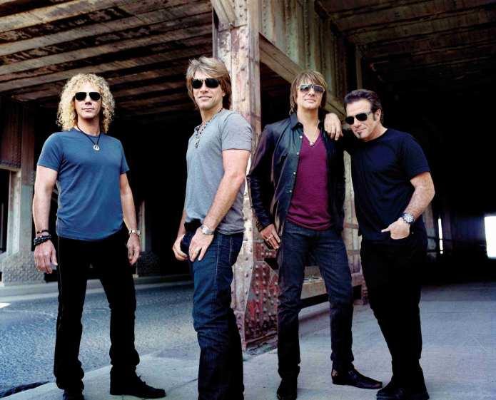 Bon Jovi dal vivo su web