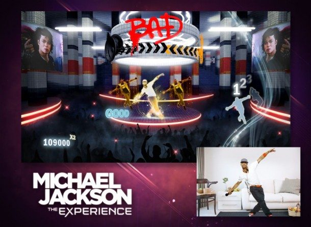 """The Experience"" di Michael Jackson in arrivo per PS3 e Xbox"