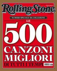 Le 500 migliori canzoni secondo Rolling Stone