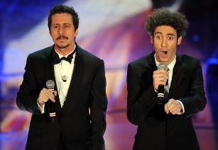 Sanremo 2012: Luca e Paolo aprono la prima serata