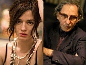Battiato e Madonia con Carmen Consoli a Sanremo