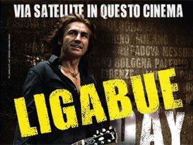 Ligabue Day 2011 il 23 Marzo al cinema