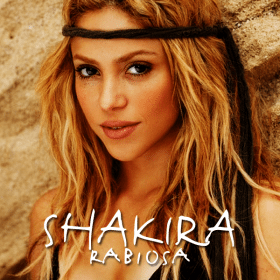 "Shakira, video sexy per ""Rabiosa"""