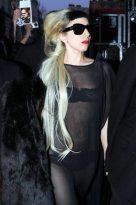 Lady GaGa modella per una notte 1