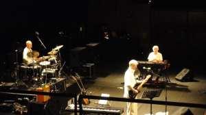 I Van Der Graaf Generator all'Auditorium di Roma