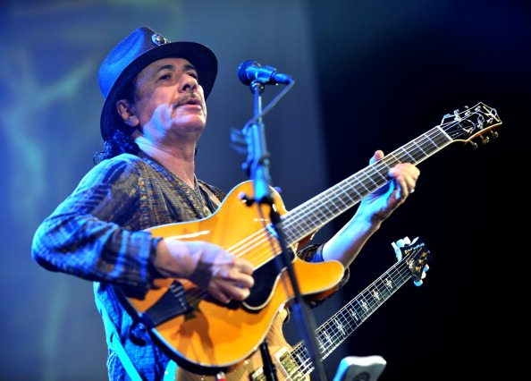 Santana, il suo sound latino in tre concerti in Italia
