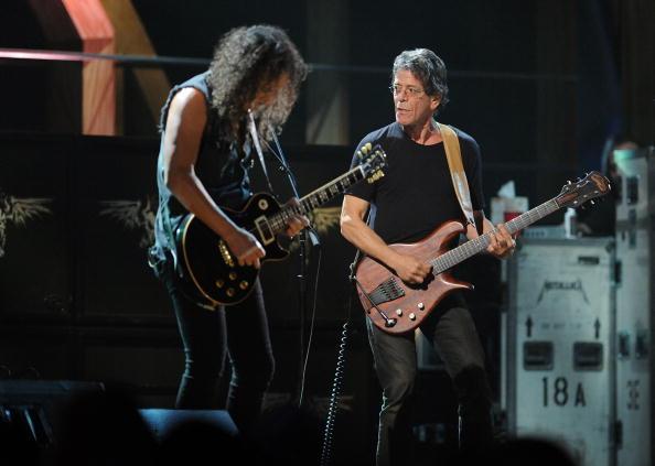 Metallica e Lou Reed insieme per un nuovo album