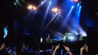 Foo Fighters live al Rock In Idrho