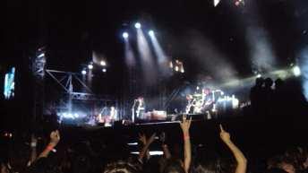 Concerto dei Foo Fighters al Rock in Idrho