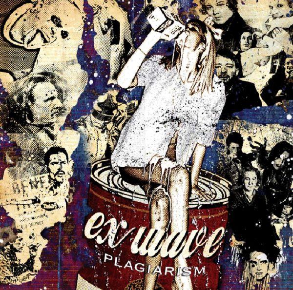 """""""Plagiarism"""" è il nuovo disco degli Ex.Wave"""
