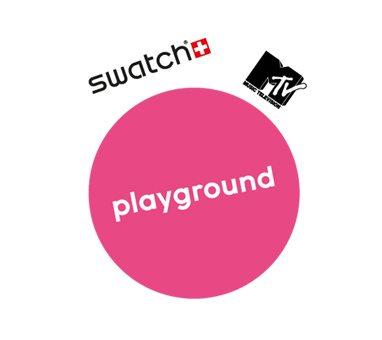 Swatch MTV Playground: le influenze tra musica e moda