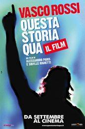 """Vasco Rossi: """"Questa storia qua"""" da Settembre al cinema"""