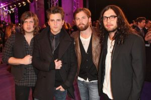 Kings Of Leon © Dave J Hogan/Getty Images