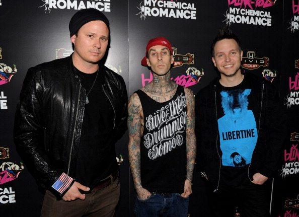 "I Blink-182 tornano con il singolo ""Blame It On My Youth"""