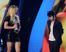 Britney Spears premia Jo Calderone