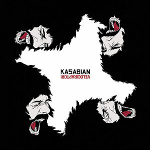 Kasabian - Artwork  Velociraptor