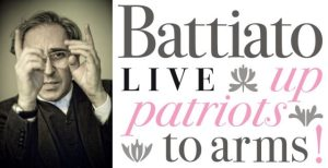 Franco Battiato Live
