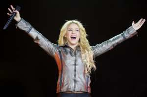 Shakira in concerto a Madrid