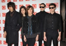 The Horrors at Q Awards| © Chris Jackson/Getty Images