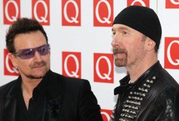 Bono & The Edge | © Chris Jackson/Getty Images